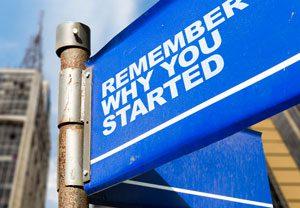 Entrepreneurship, franchise, small business - persevere