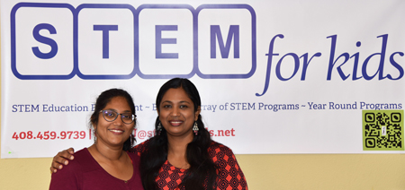 Deepa-Priya-California-South-San-Jose-STEMForKids-Franchise