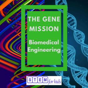 Gene-Mission-genetics STEM For Kids
