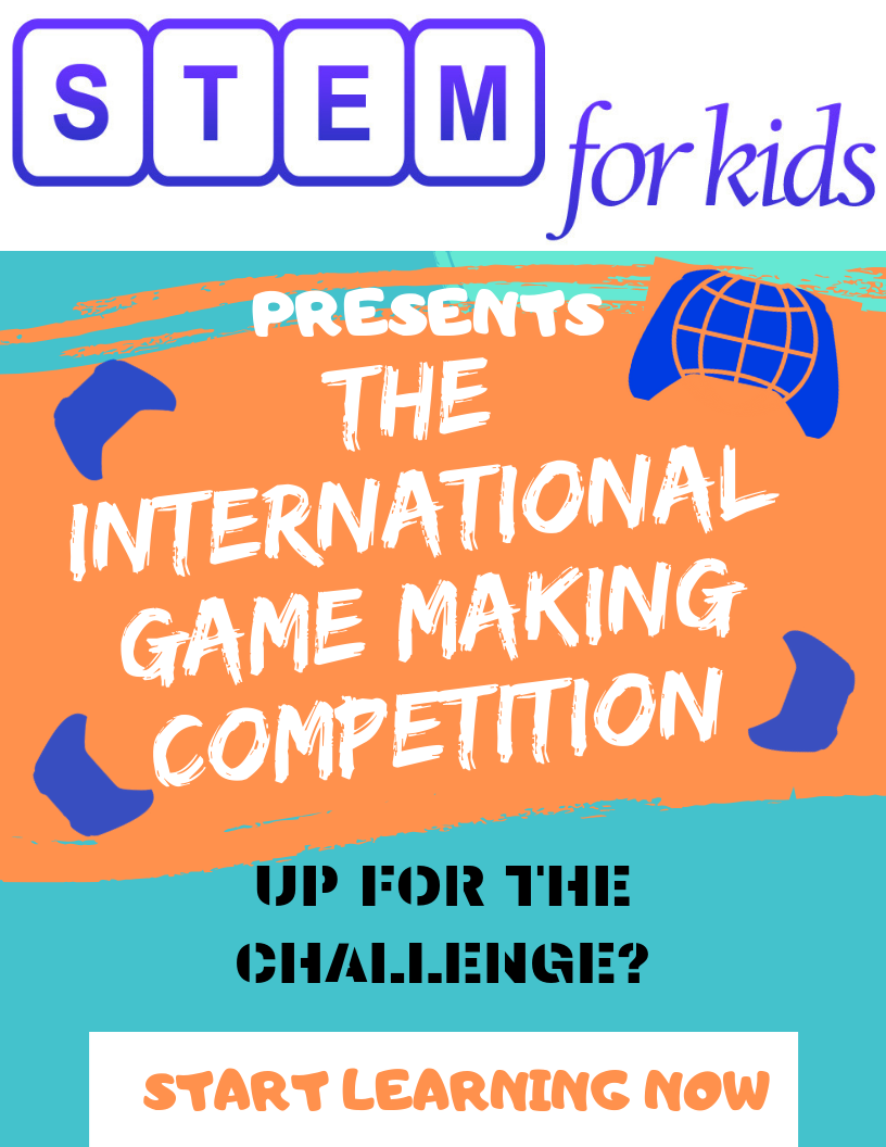 STEMForKidsInternationalGameMakingCompetition