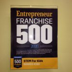 Entrepreneur Franchise 500 Ranking STEM For Kids #280